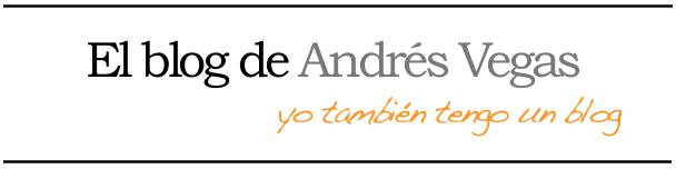 El blog de Andrés Vegas